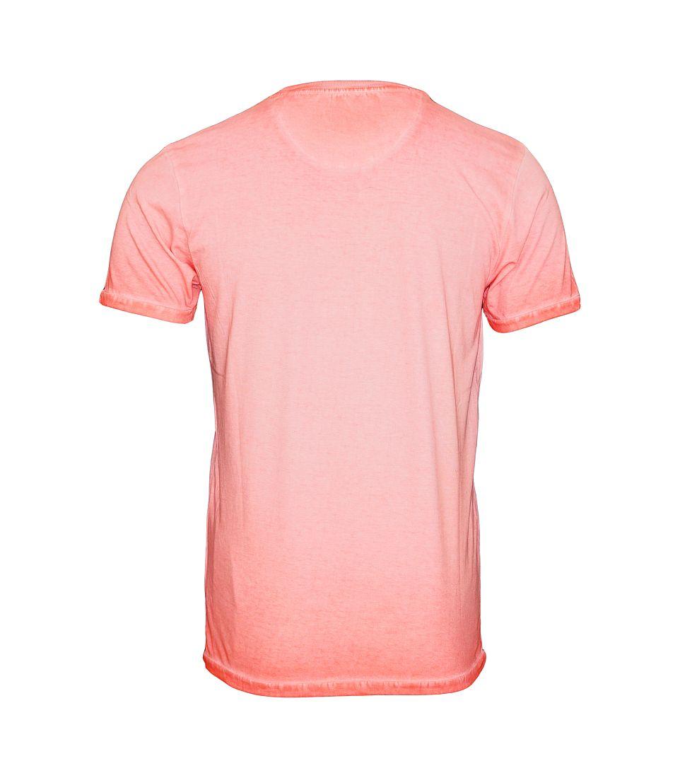 Petrol Industries T-Shirt Shirt lachs, rosa M SS16 TSR655 225