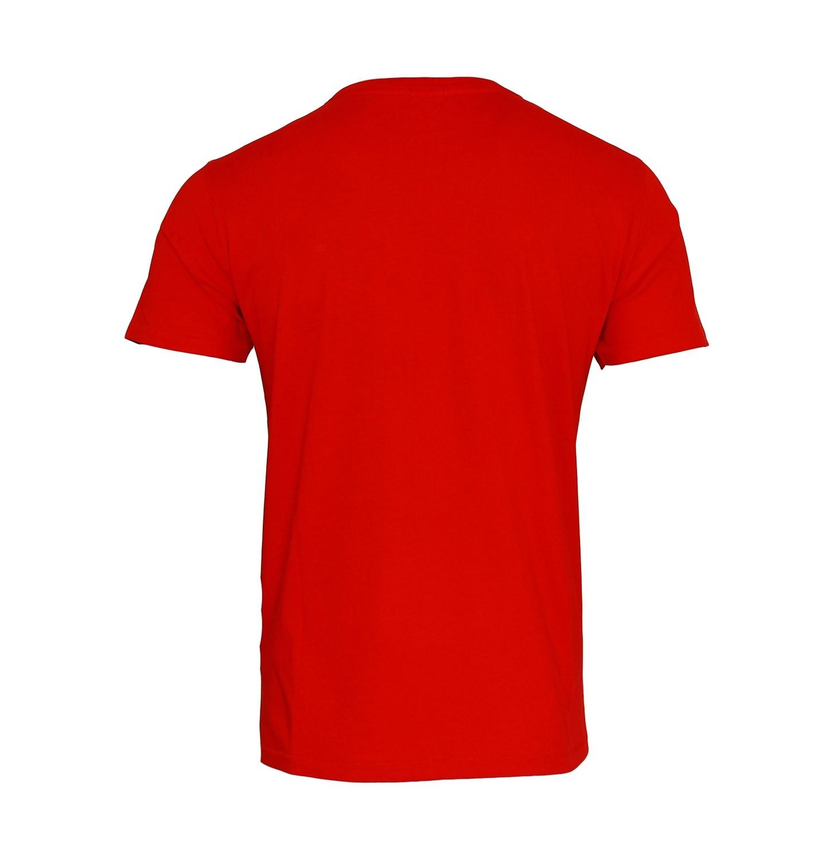 TOMMY HILFIGER Shirt T-Shirt Tee-Shirt Ronan cn tee ss rot