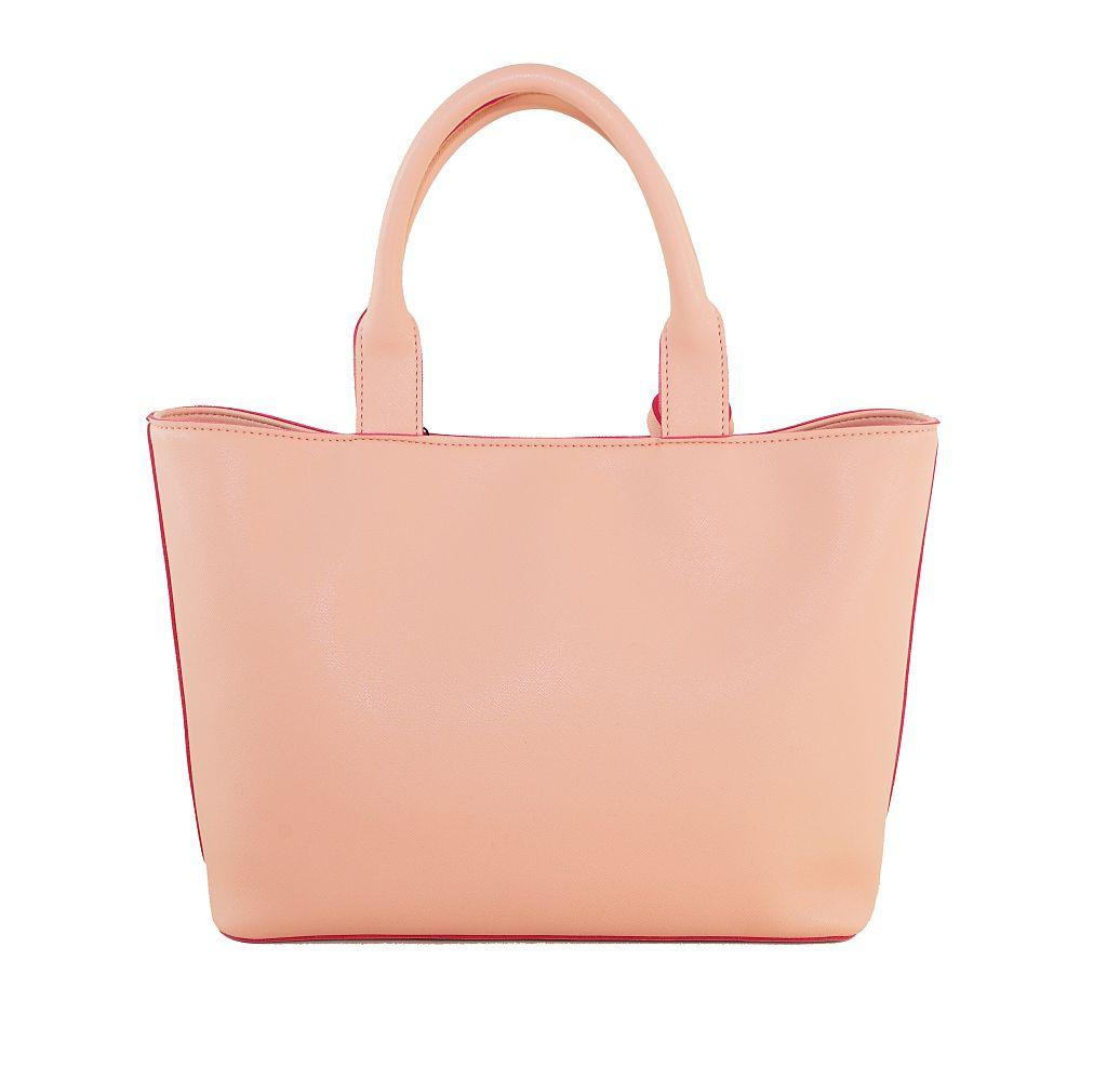 Armani Jeans Tasche Borsa Shopping 922531 CC856 00070 Rosa Handtasche S17-AJT1