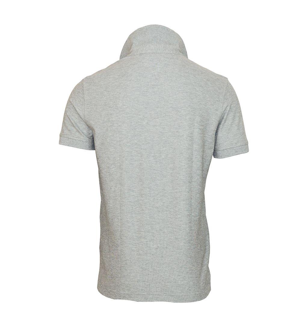 TOMMY HILFIGER Shirt Polohemd Poloshirt Polo grau 0857889198 501 TH16