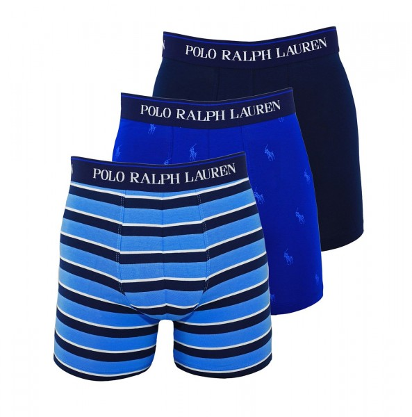 Ralph Lauren 3er Pack Boxer Shorts 71471377 2007 multicolor SH19-RL1