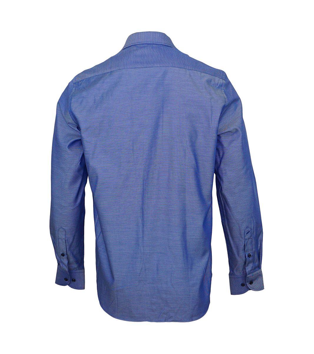 Daniel Hechter Hemd 200 55985 63 blau MODERN FIT Businesshemd SH17-DH1