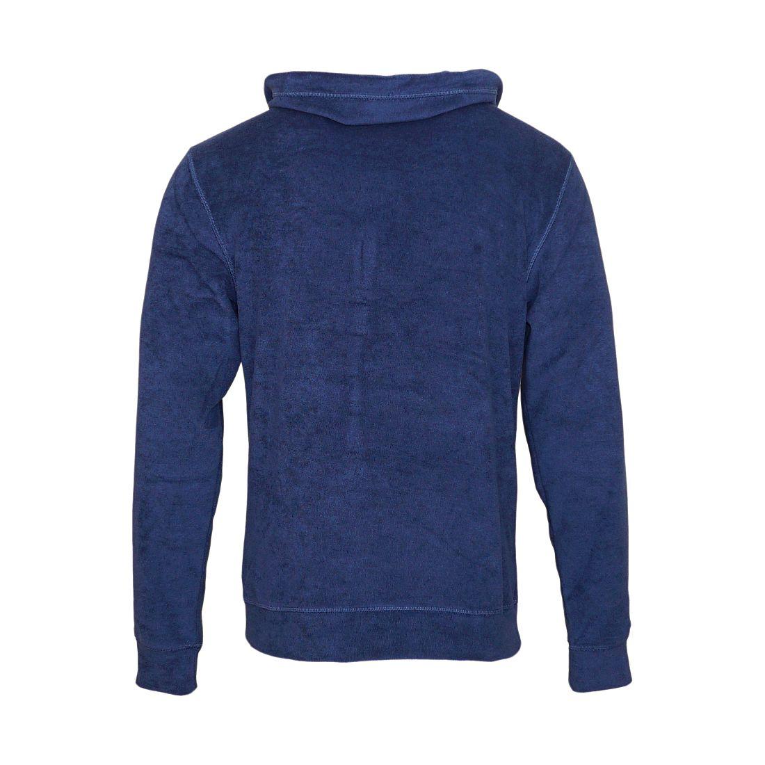 Emporio Armani Pullover Hoodie Sweater 111665 7P564 00134 BLU blau S17-EAN2