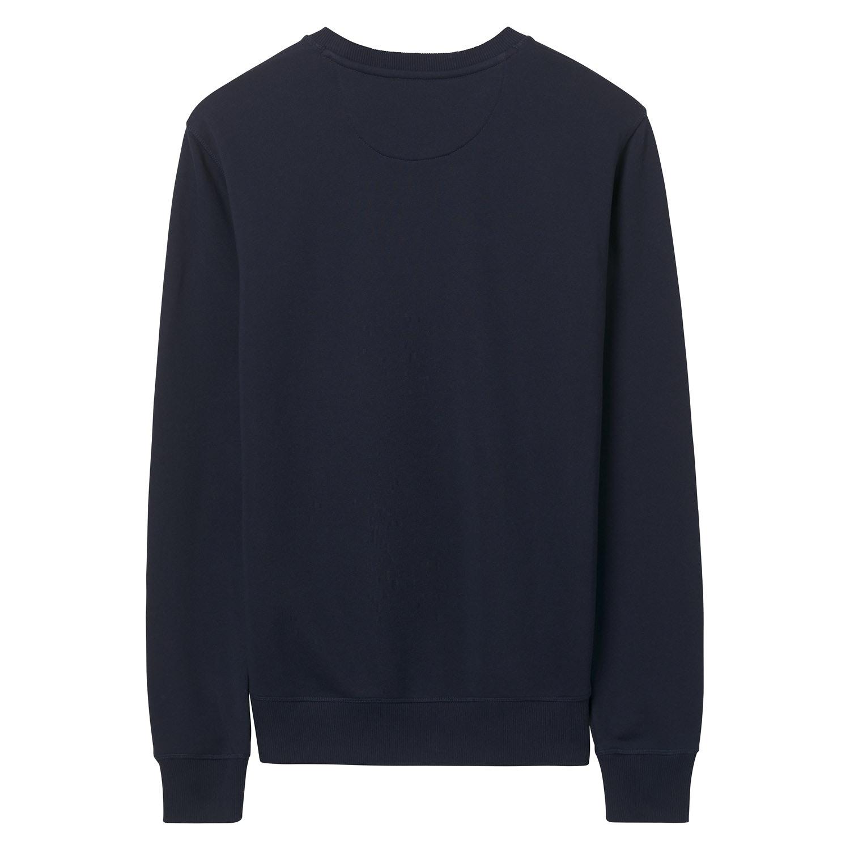 Gant Pullover Sweater O1. GRAPHIC C-NECK SWEAT 2046037 EVENING BLUE SH18-GP4