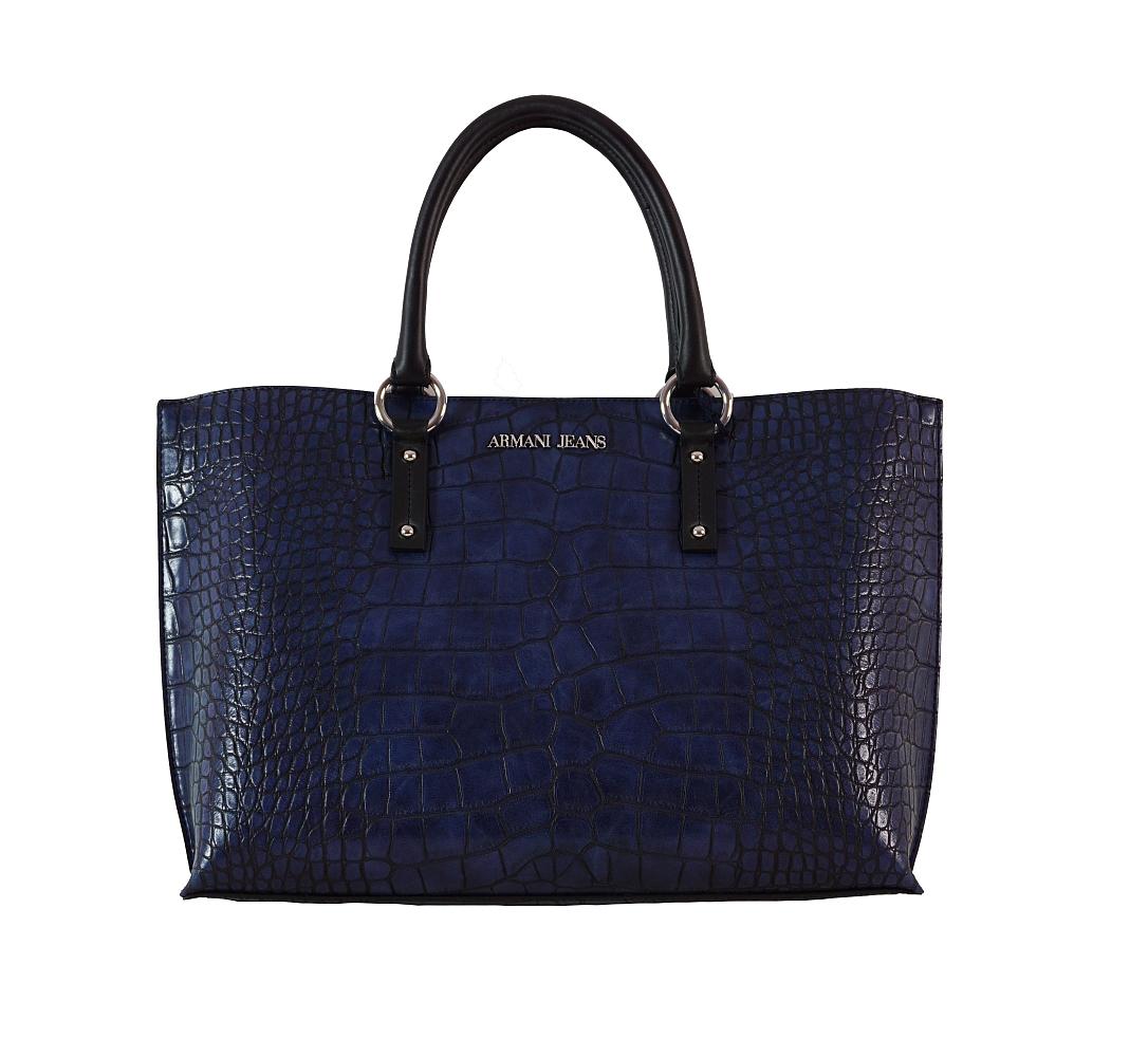 Armani Jeans Tasche Handtasche f. Damen 922518 6A711 31835 dark navy