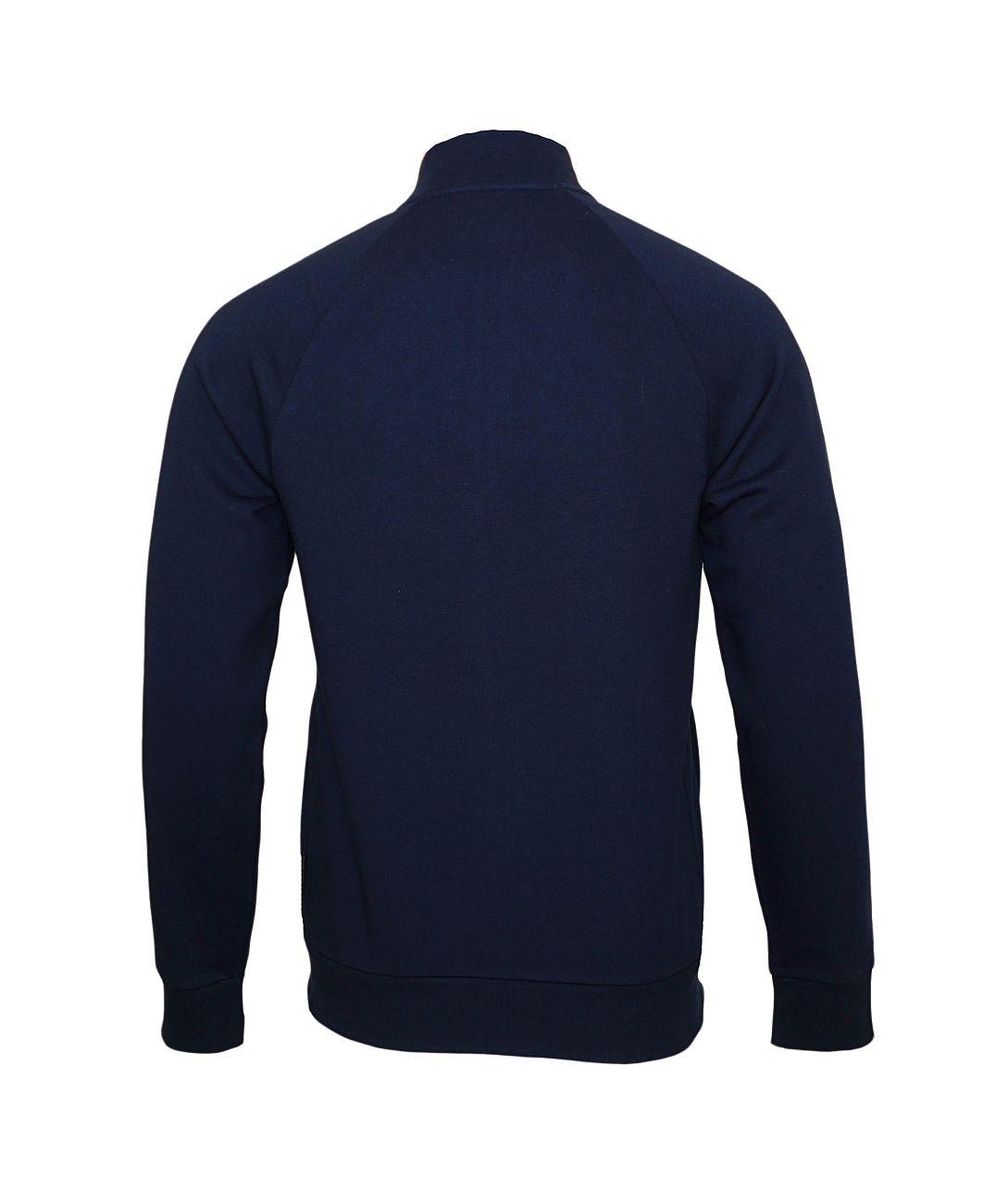Emporio Armani Sweater Jacke mit Reißverschluss 111570 8A571 00135 MARINE SH18-EAS1