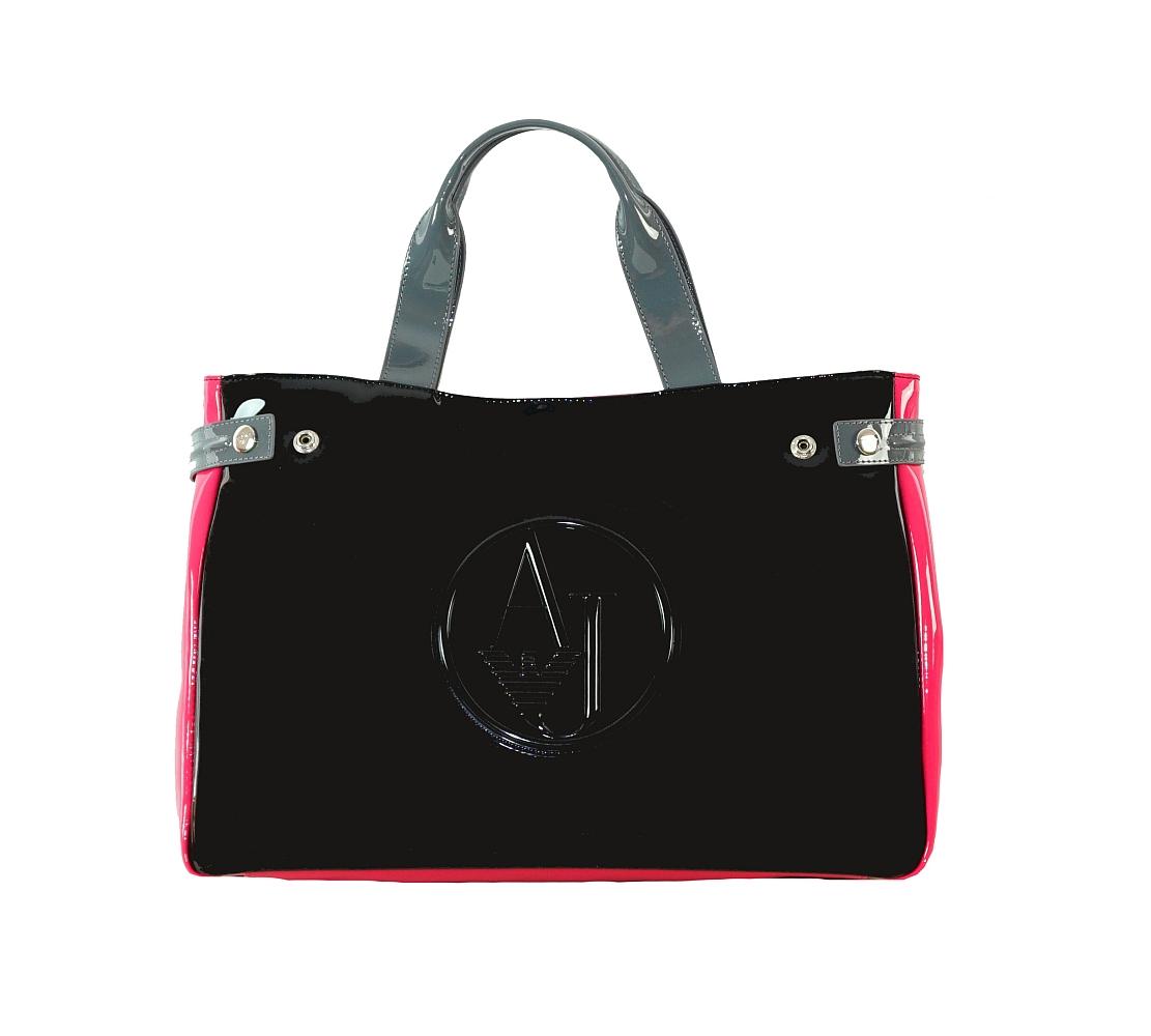 Armani Jeans Tasche Handtasche f. Damen 922548 CC852 43720 Nero HW16
