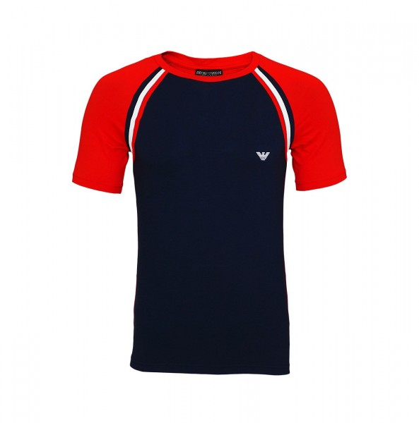 Emporio Armani T-Shirt Crew-Neck 111856 9A529 00135 marine SH19-EAX1