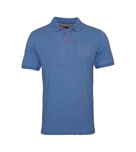 Daniel Hechter Poloshirt Polo Jersey 75015 101915 660 blue WF20-DHP1