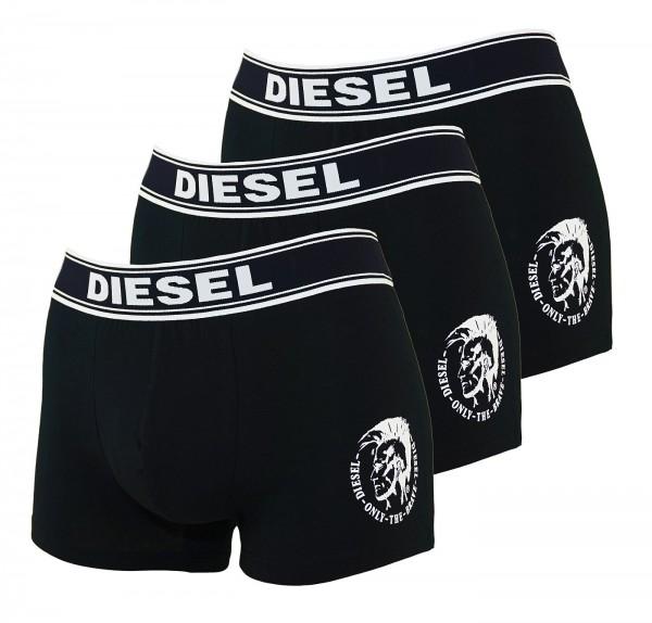 Diesel 3er Pack Boxer SHAWN OTANL 01 schwarz SS19-DB2