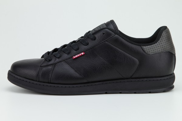 Levi's Sneakers DECLAN MILLSTONE 2 TONE 228007-794-60 black SH19-L1