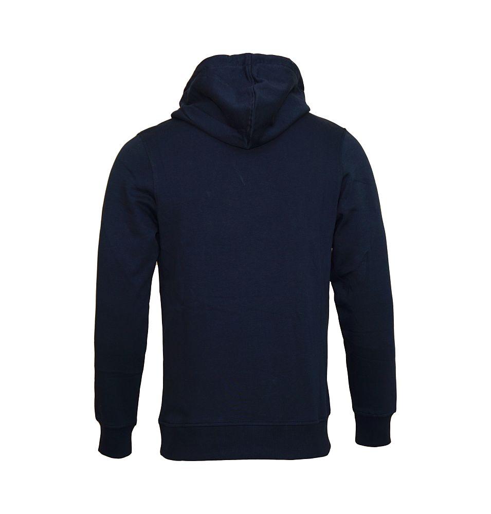 Jack & Jones Pullover JJCoadvance Sweat Hood Navy Blazer mit Kapuze JJ16