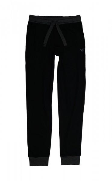 Emporio Armani Hose Jogginghose Trousers 111690 8A566 00020 NERO W19-EAH1