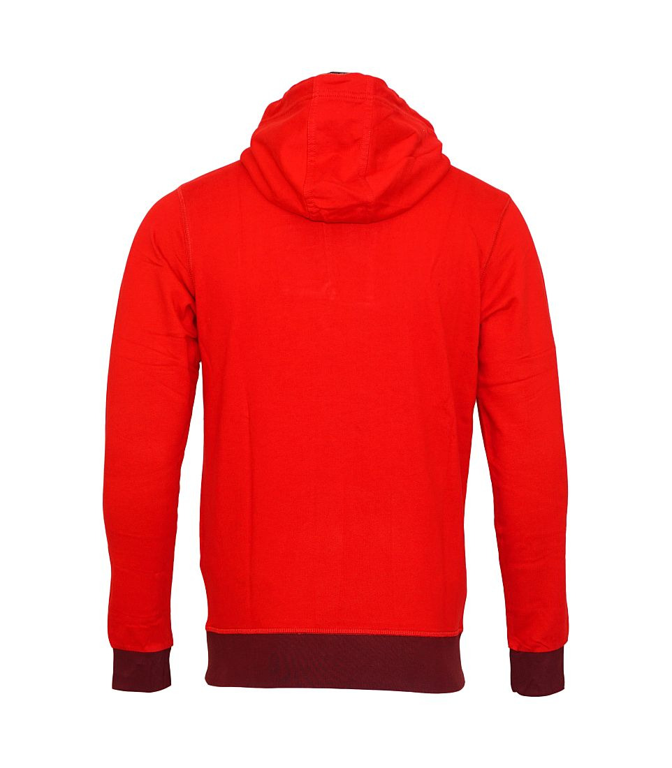 Petrol Industries Sweater Pullover Sweat Hooded rot MFW16 SWH390 361 mit Kapuze HW16-3