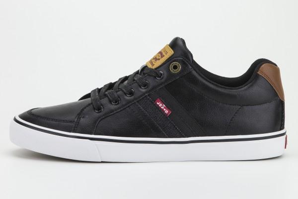 Levi's Sneakers TURNER 229171-794-159 REGULAR BLACK SH19-L1