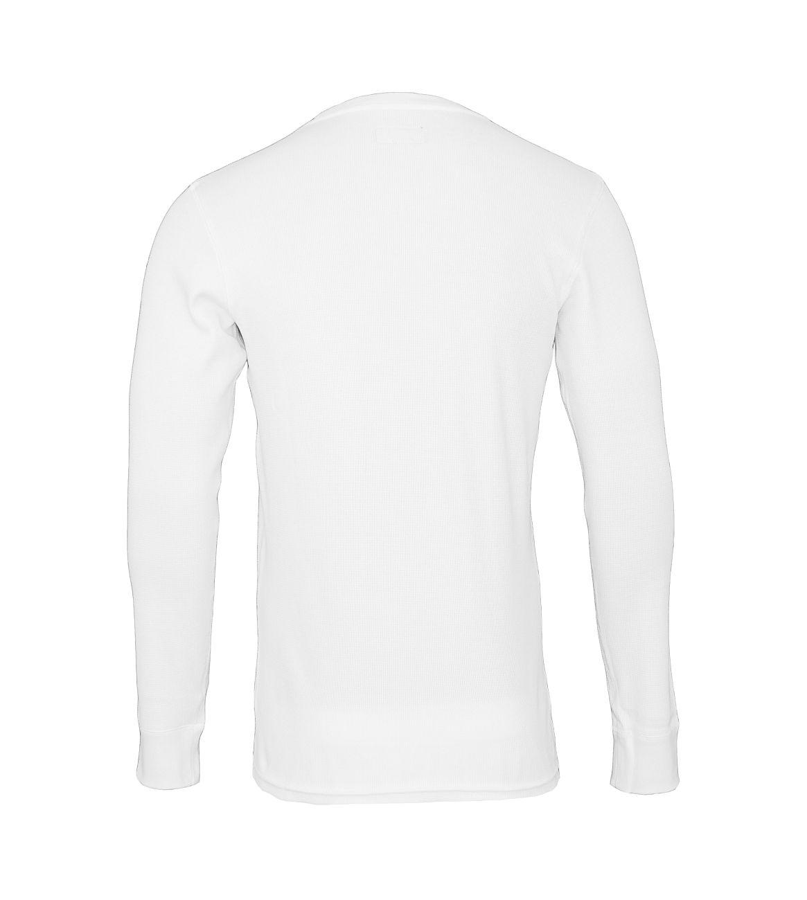Ralph Lauren Longsleeve Pullover 714687799 004 White S18-RLLS1