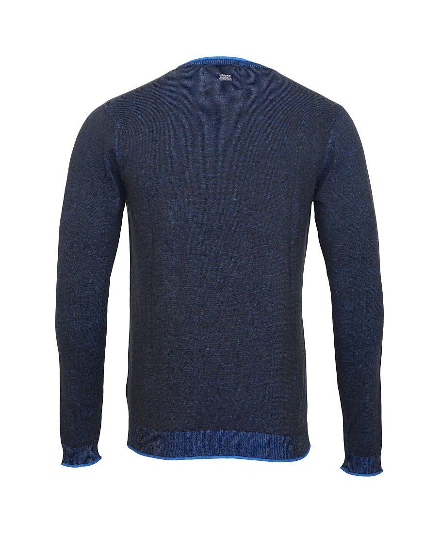 Petrol Industries Sweater Pullover Knitwear navy MFW16 KWV261 597 HW16-1