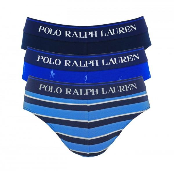 Ralph Lauren 3er Pack Brief 71475401 1002 multicolor SH19-RL1