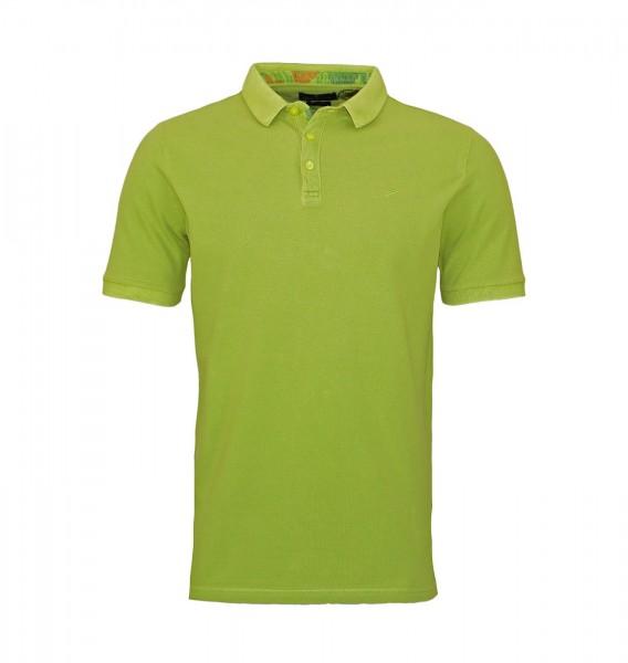 Daniel Hechter Polo Poloshirt 75035 191916 520 green FS19-DHP2