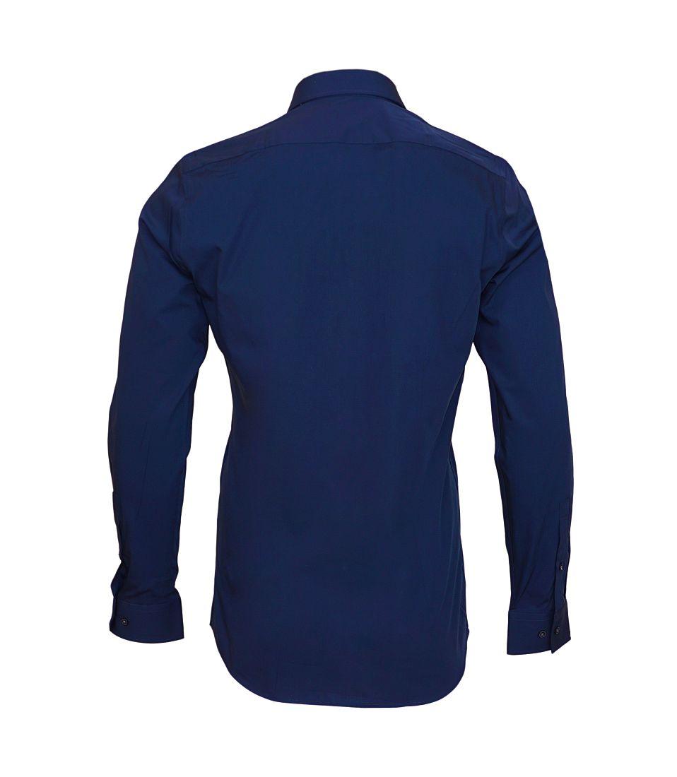 Strellson Businesshemd Hemd Herrenhemd Alice 10000212 410 navy SH17-STH1