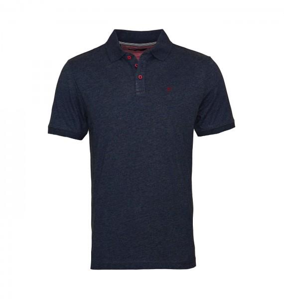 Daniel Hechter Poloshirt Polo Jersey 75016 101915 690 navy WF20-DHP1