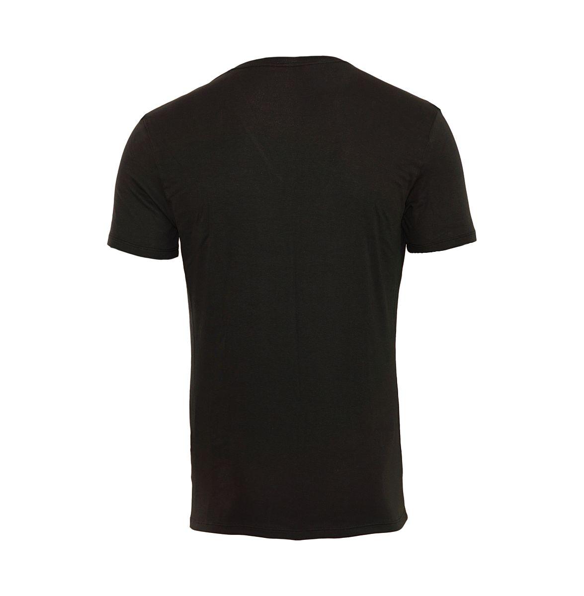 Calvin Klein T-Shirt Tee-Shirts CK16 U8321A V-Ausschnitt schwarz