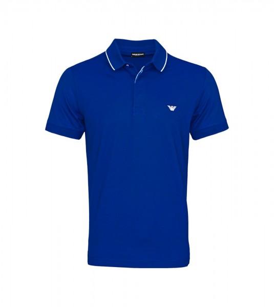 Emporio Armani Poloshirt Polo 211804 0P461 04433 Cobalt
