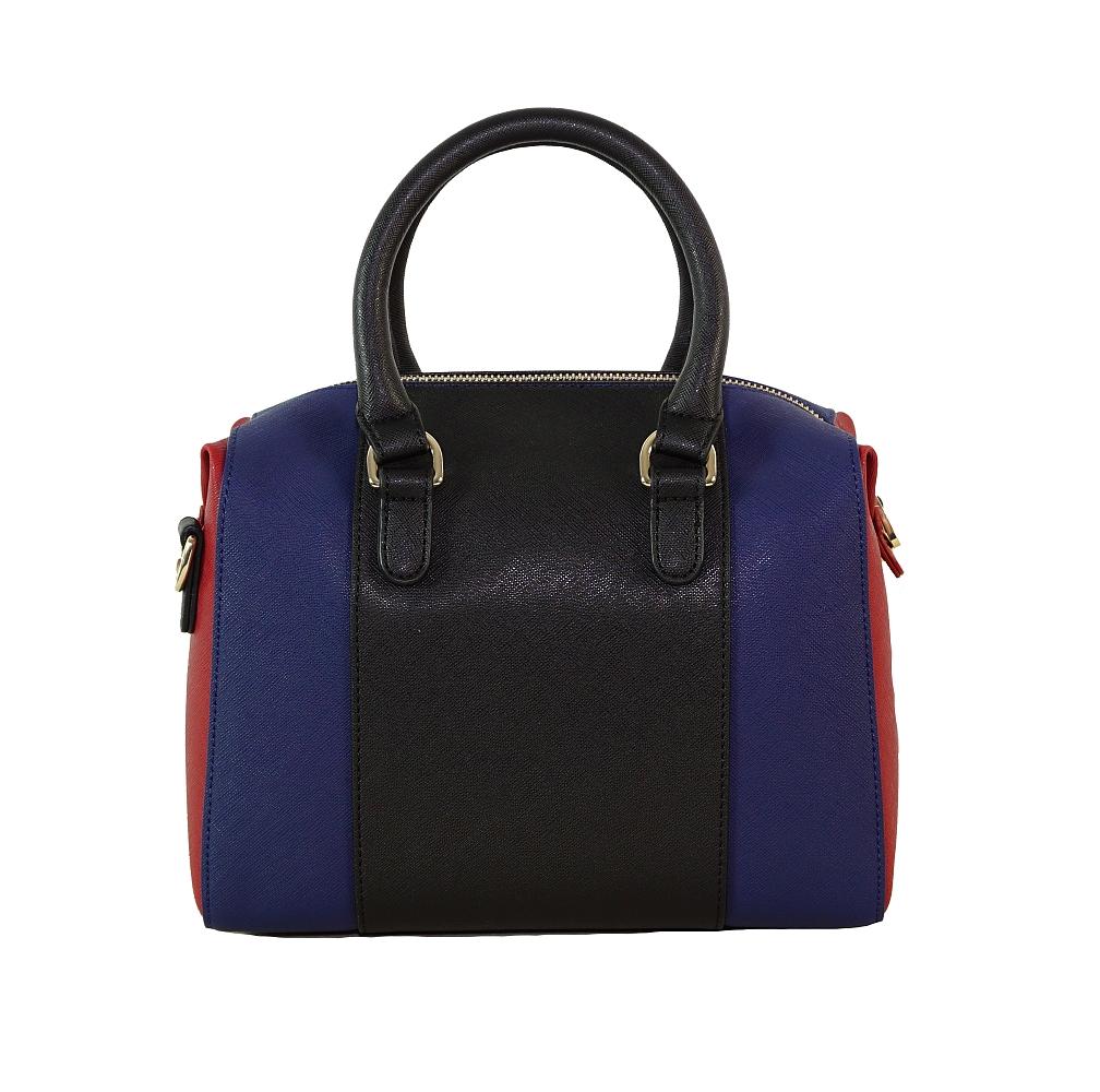 Armani Jeans Tasche Handtasche f. Damen 922542 CC857 41920 nero blue HW16